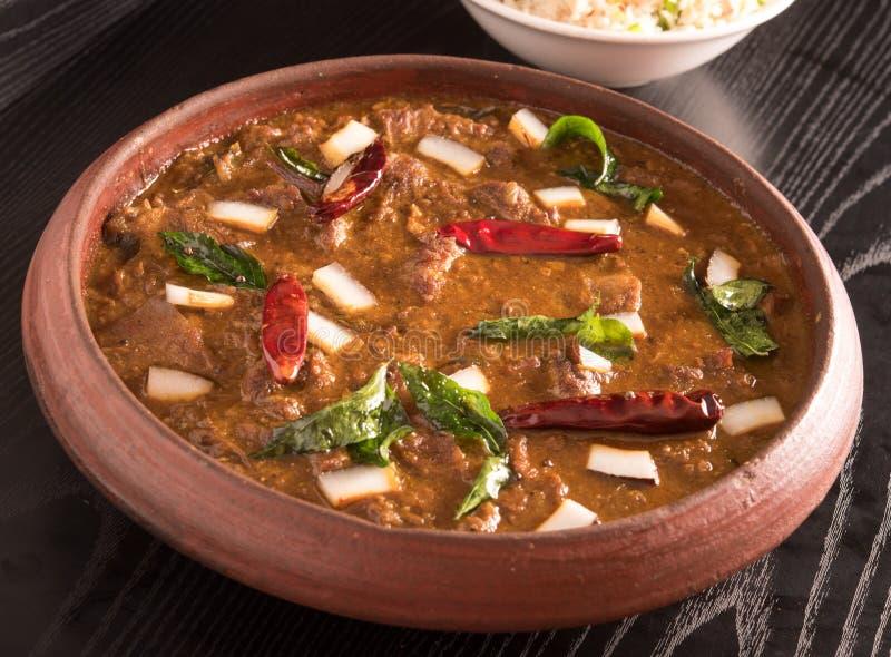 Wyśmienicie baranina curry zdjęcia royalty free