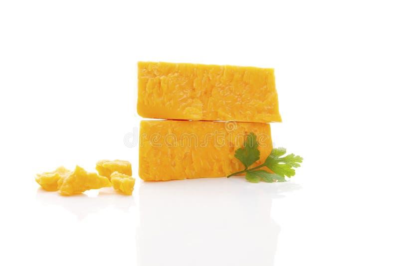 Wyśmienicie cheddaru ser zdjęcia stock