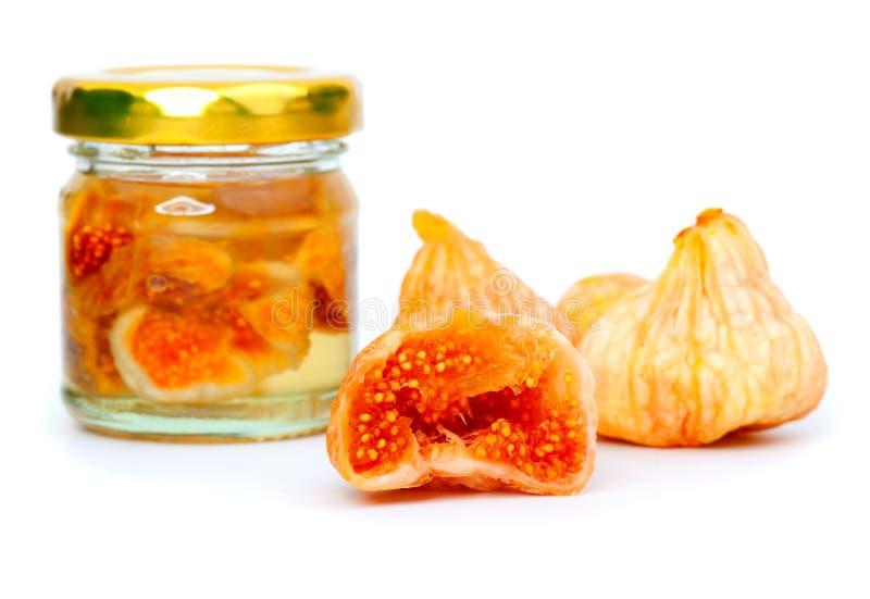 Wyśmienicie figi owocowe obraz stock