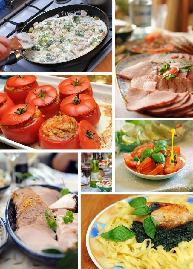 wyśmienicie jedzenie fotografia royalty free