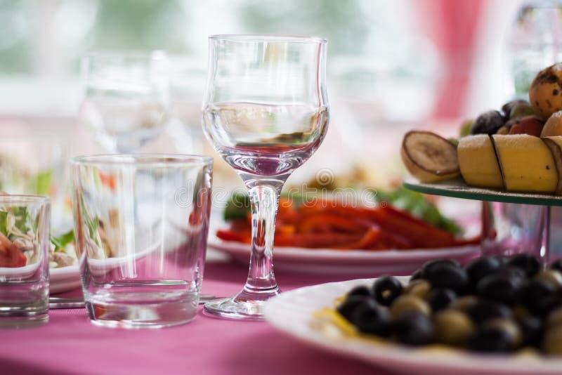 Wyśmienicie naczynie od restauraci zdjęcia royalty free