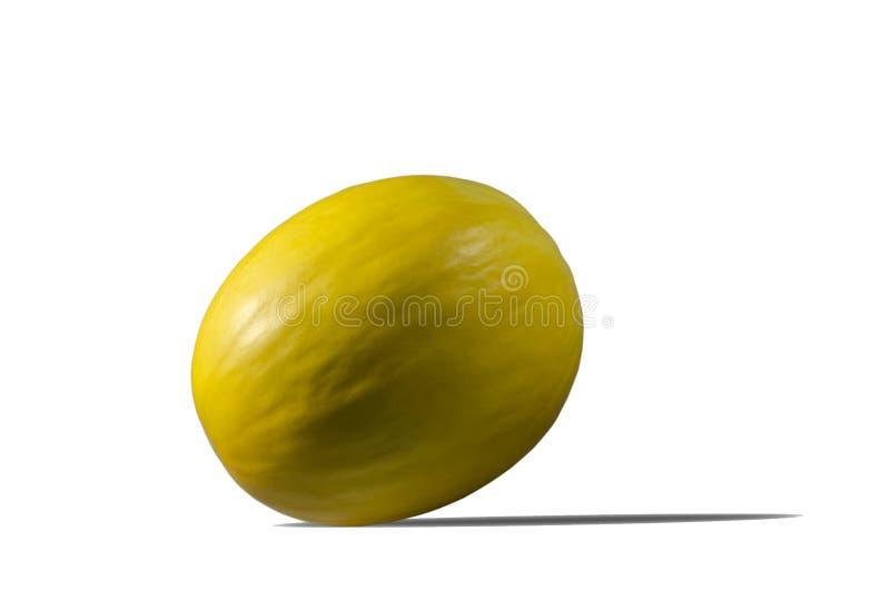 Wyśmienicie soczysty żółty melon zdjęcie stock