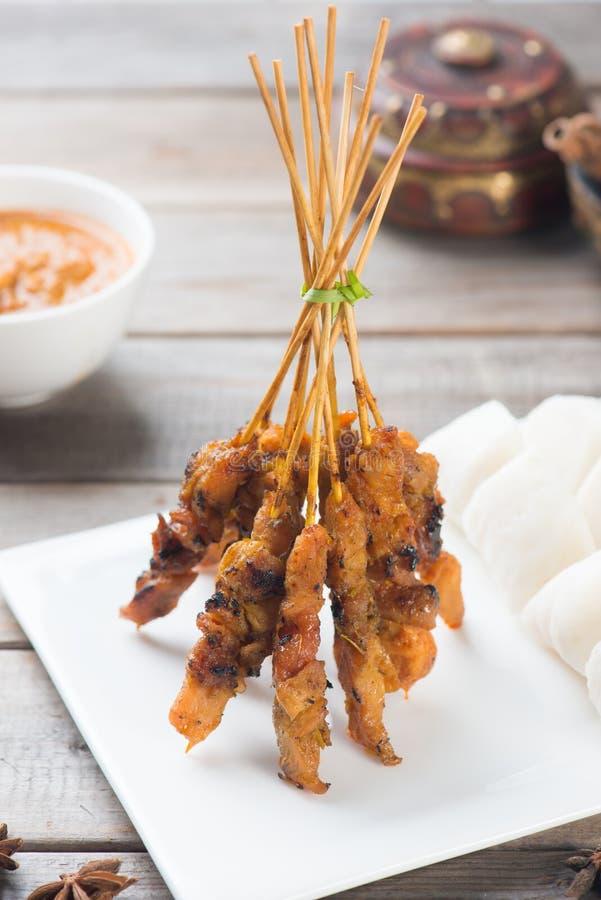 Download Wyśmienicie Malezyjski Satay Zdjęcie Stock - Obraz złożonej z asia, naczynie: 53778630