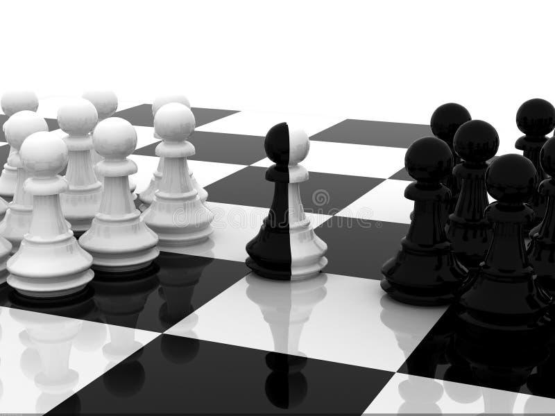wybór trudny obraz royalty free