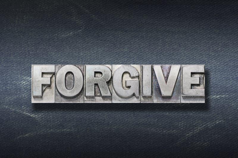 Wybacza słowo melinę obraz stock