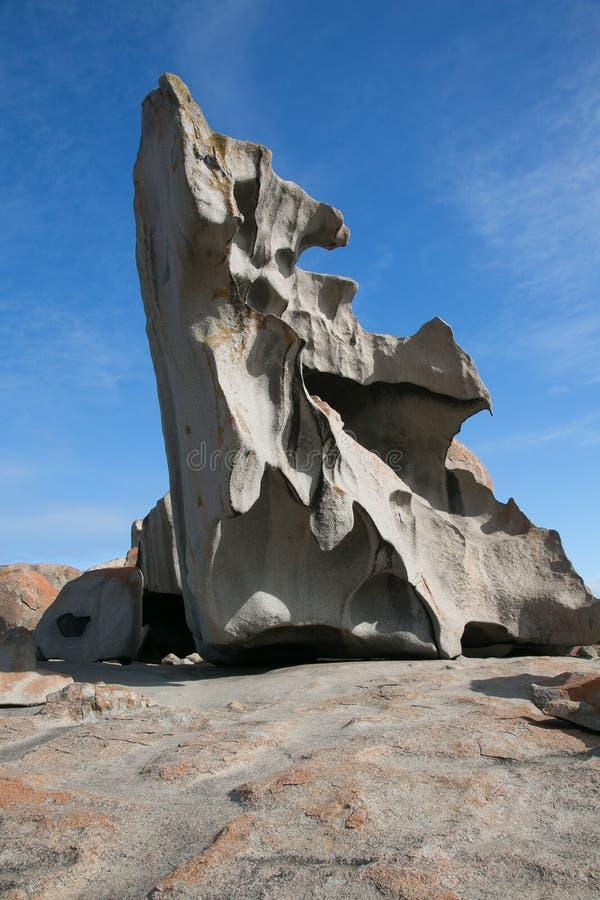 Wybitne skały Australia 1 fotografia stock