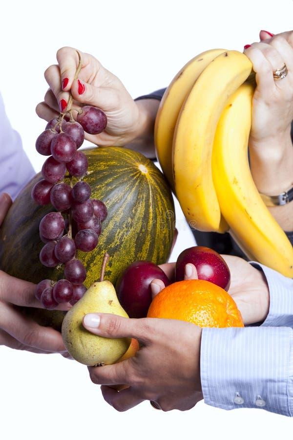 wyboru zdrowy owocowy zdjęcia royalty free