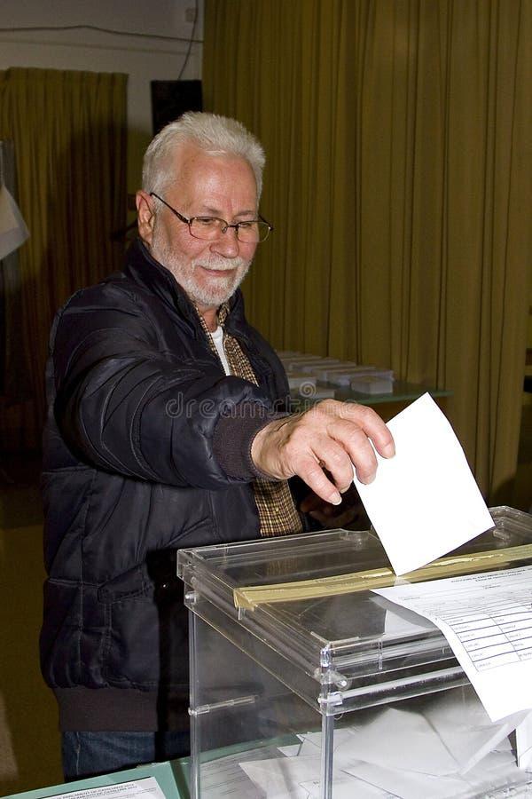 wybory obraz royalty free