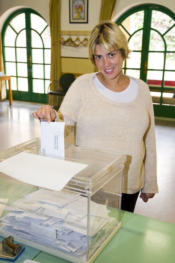 wybory fotografia royalty free