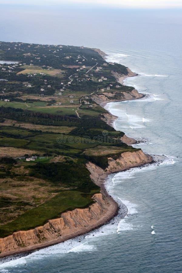 Wybrzeże i ocean zdjęcia royalty free