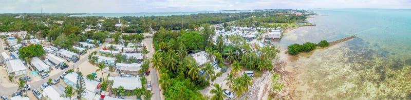 Wybrzeże Islamorada, Floryda klucze fotografia royalty free