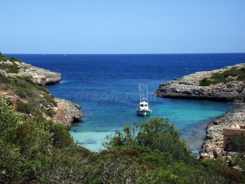 wybrzeże Mallorca obrazy stock