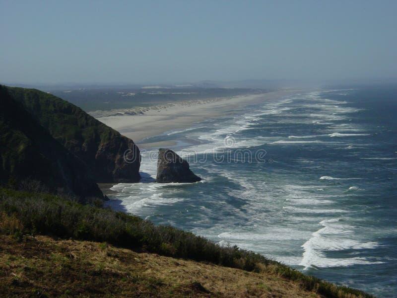 wybrzeże Oregon zdjęcia stock