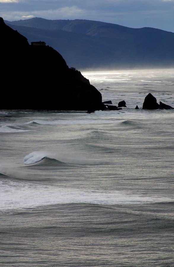 wybrzeże Oregon zdjęcia royalty free