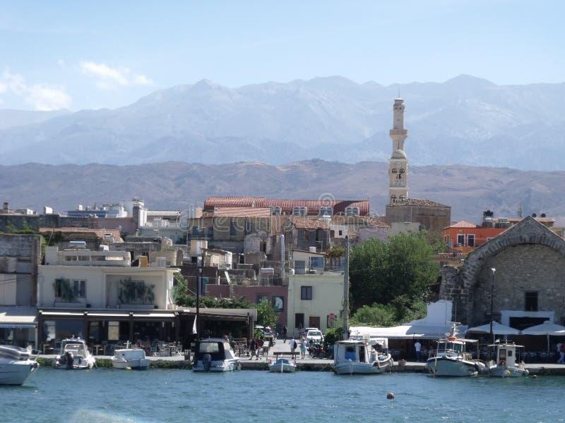 wybrze?e Crete zdjęcie royalty free