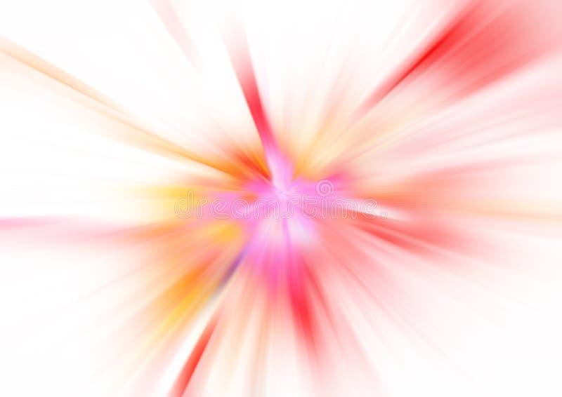 wybuch kolor ilustracja wektor