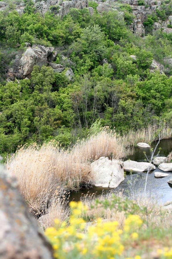 Wycieczka z Canyon Wycieczka na wycieczkę po Kanionie zdjęcie stock