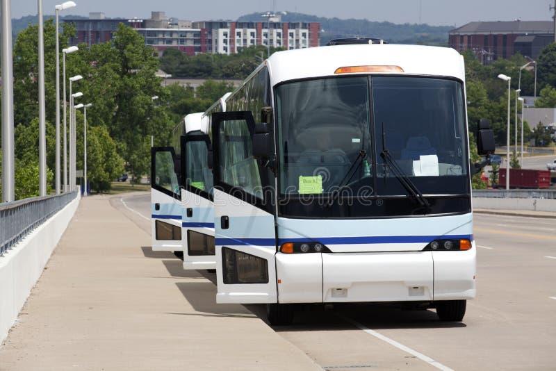 Wycieczki Autobusowe zdjęcia stock