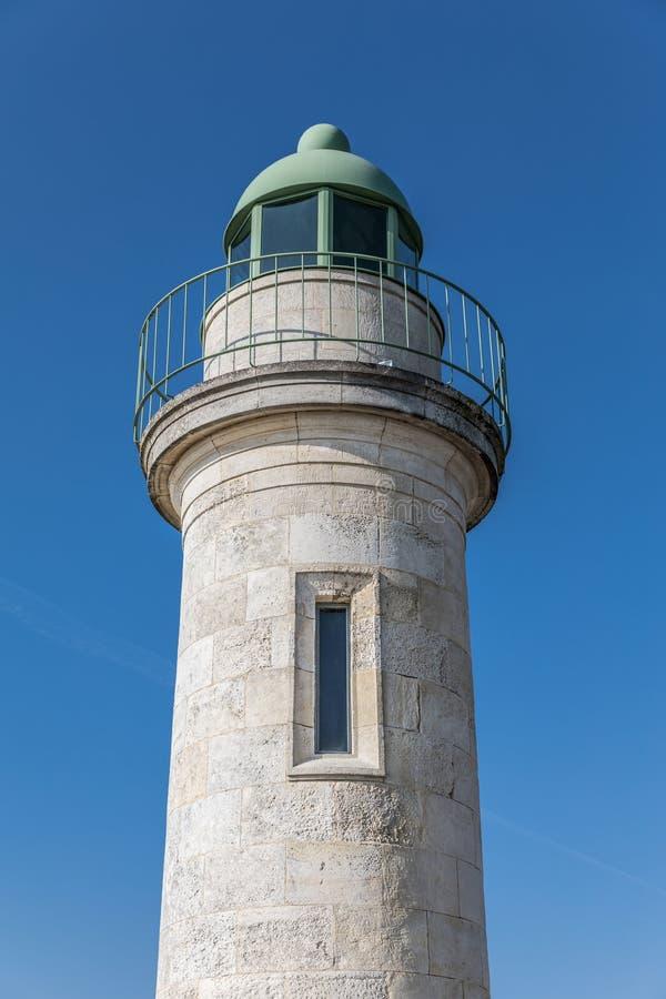 Wycieczki turysycznej Josephine latarnia morska zdjęcie stock