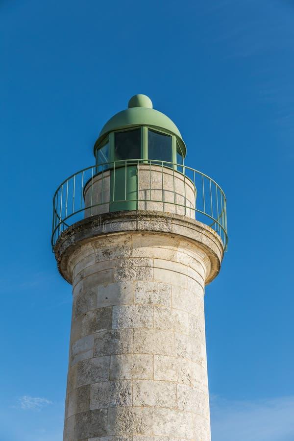 Wycieczki turysycznej Josephine latarnia morska zdjęcia royalty free