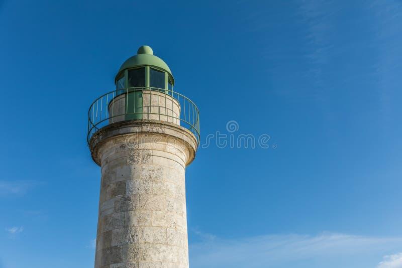 Wycieczki turysycznej Josephine latarnia morska obrazy royalty free