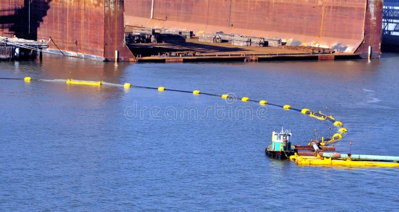 wyciek ropy zdjęcia royalty free