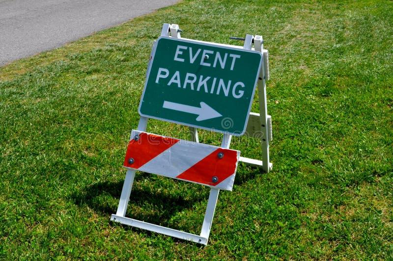 wydarzenie parking zdjęcie stock