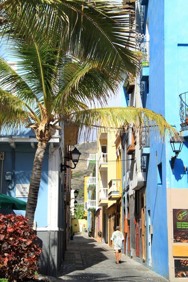 Wygodne małe ulicy zdjęcia stock