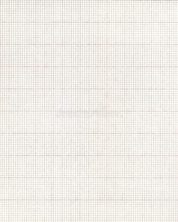 Wykresu papieru tło fotografia stock