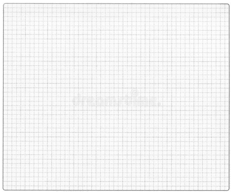 Wykresu papieru tło obrazy stock