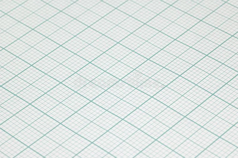 wykresu wielkiego papieru prześcieradło zdjęcia stock