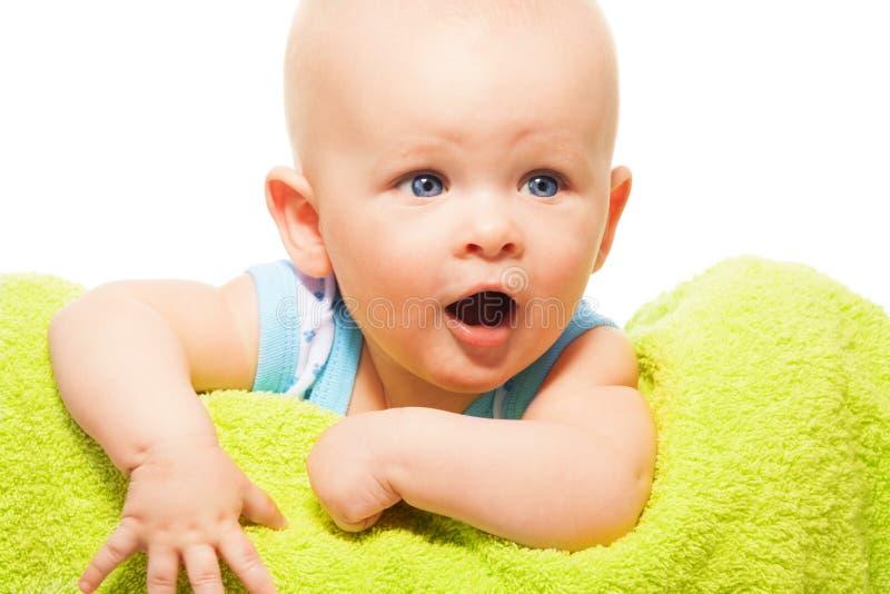 Wymagający dziecko obraz royalty free