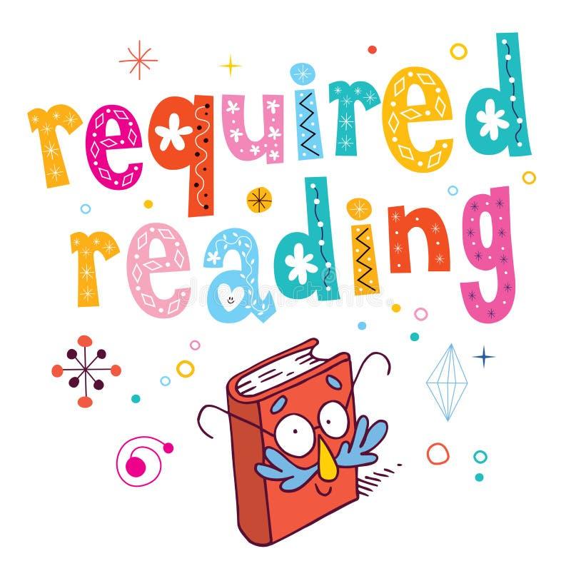 Wymagany czytanie ilustracji