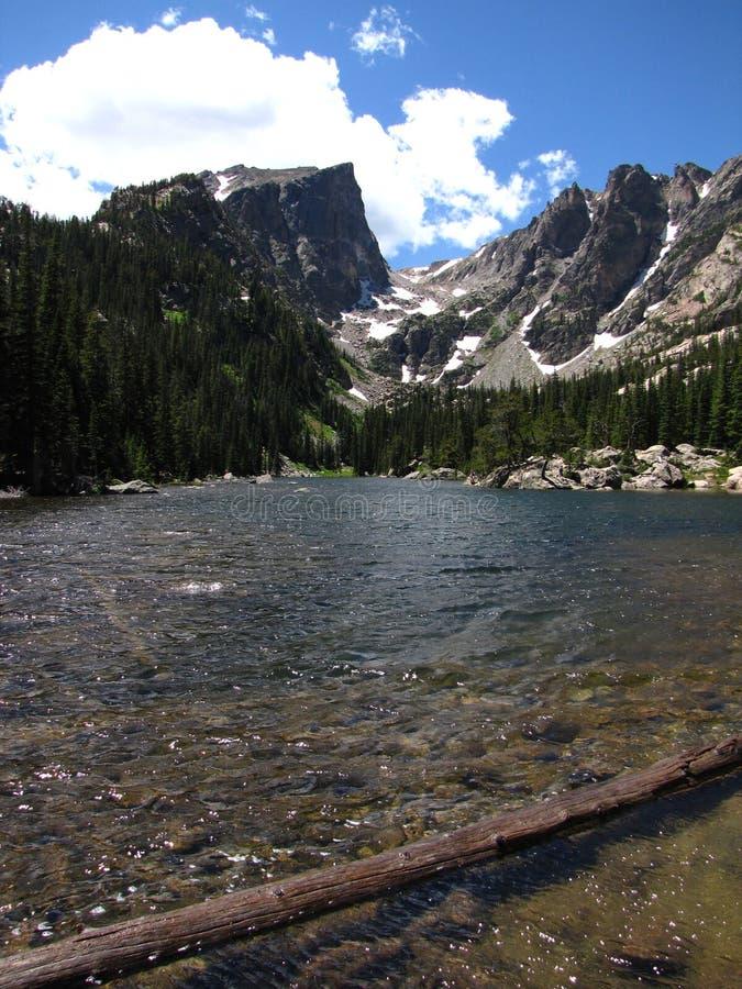 wymarzony jezioro zdjęcia stock
