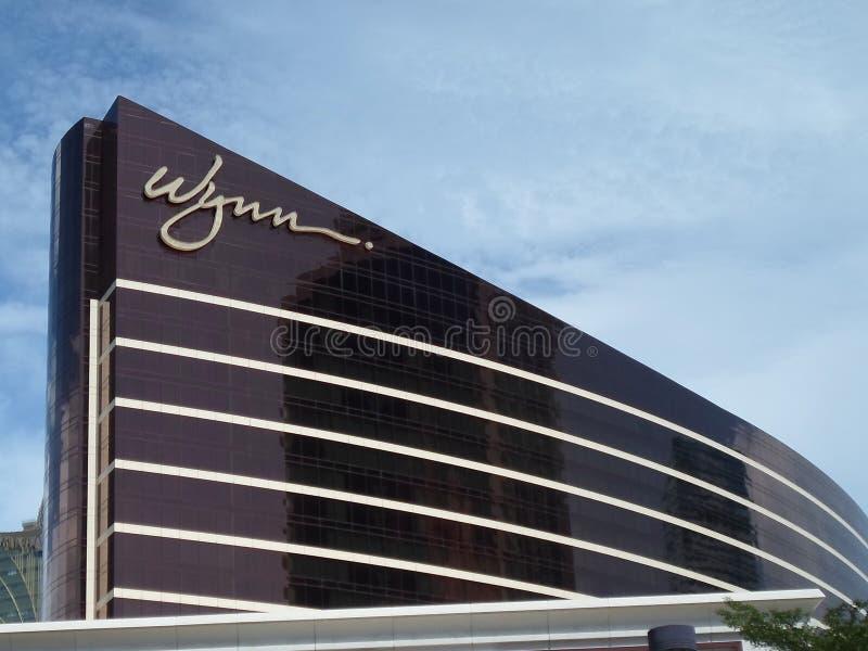 Wynn Casino dans Macao photo libre de droits