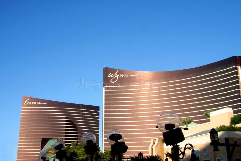 wynn de casino photographie stock libre de droits