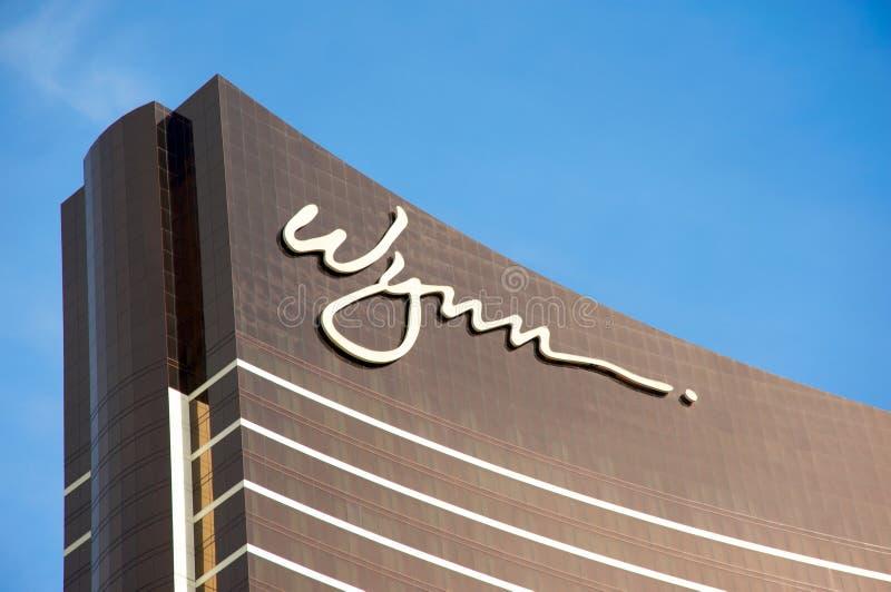 Wynn Las Vegas fotos de archivo