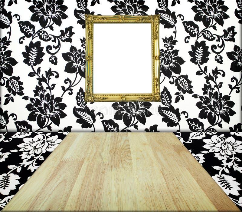 Wyobraźnia kwiatu pokój ilustracji