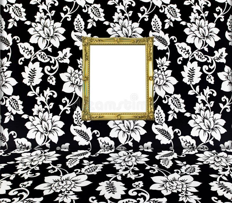 Wyobraźnia kwiatu pokój royalty ilustracja