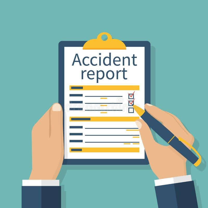 Wypadkowa raportowa forma ilustracji