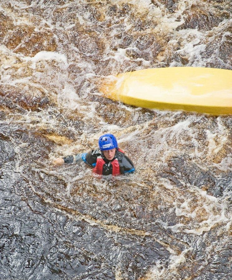 wypadkowego findhorn rzeka obrazy stock