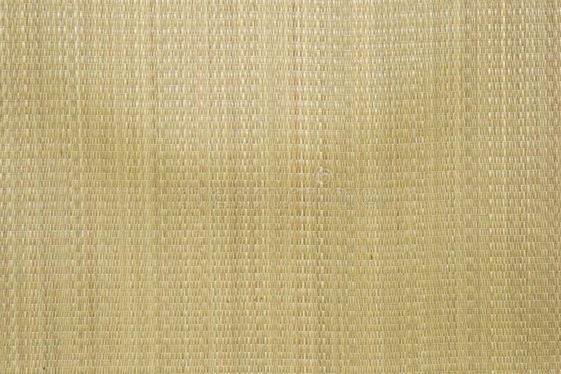 wyplatający tło bambus fotografia stock