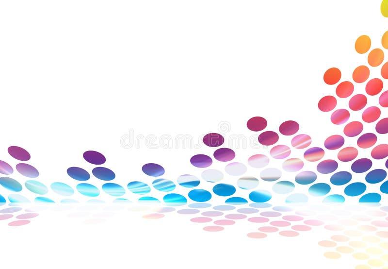 Download Wyrównywacza grafiki tęcza ilustracji. Ilustracja złożonej z element - 13334710