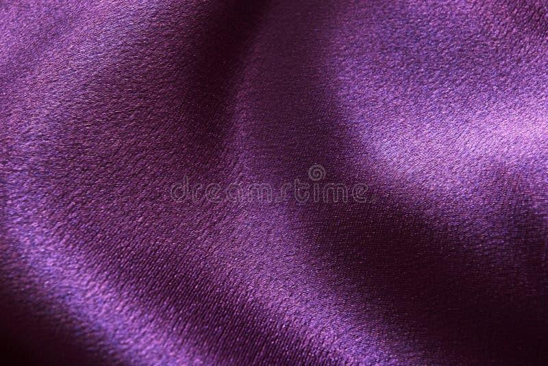 wyroby włókiennicze mauve falisty obraz stock