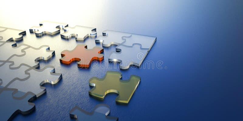 Wyrzynarki zbliżenie i biznesu pomysł pojęcie ilustracja wektor