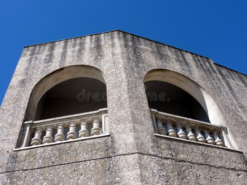 wysklepia balkon zdjęcia stock