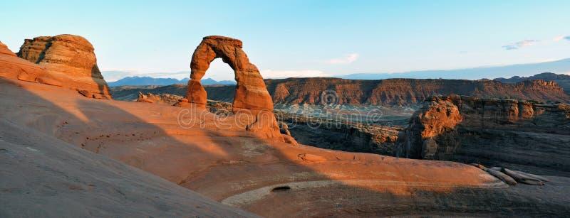 Wysklepia park narodowy obraz stock