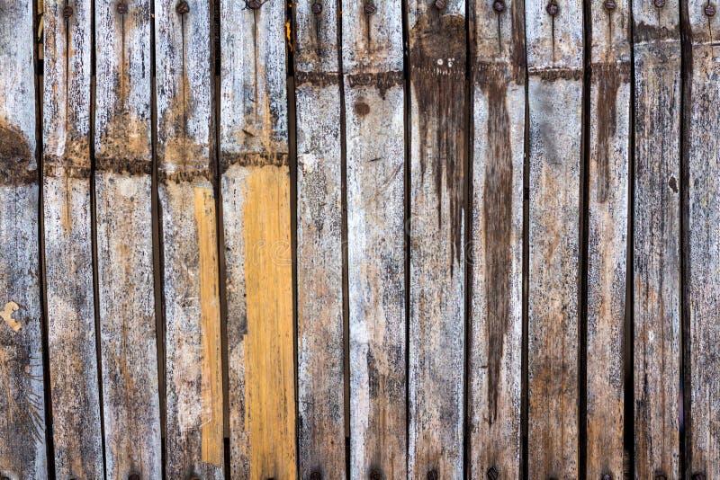 Wysoka rozdzielczość biali grunge drewna tła zdjęcia royalty free