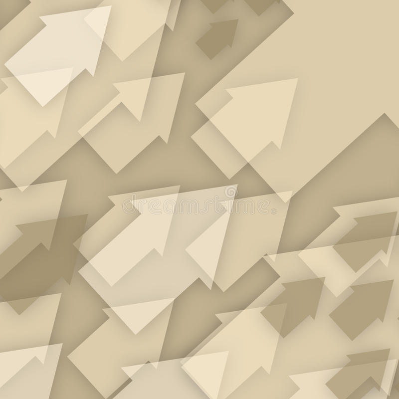 Tło projekta abstrakcjonistyczna tekstura ilustracja wektor