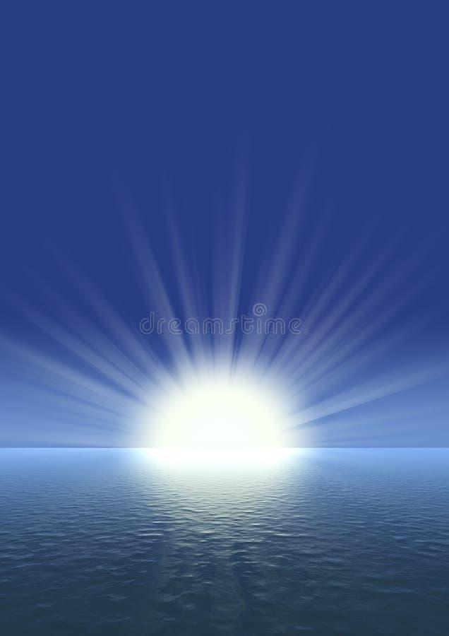 wysoka rozdzielczość wschód słońca